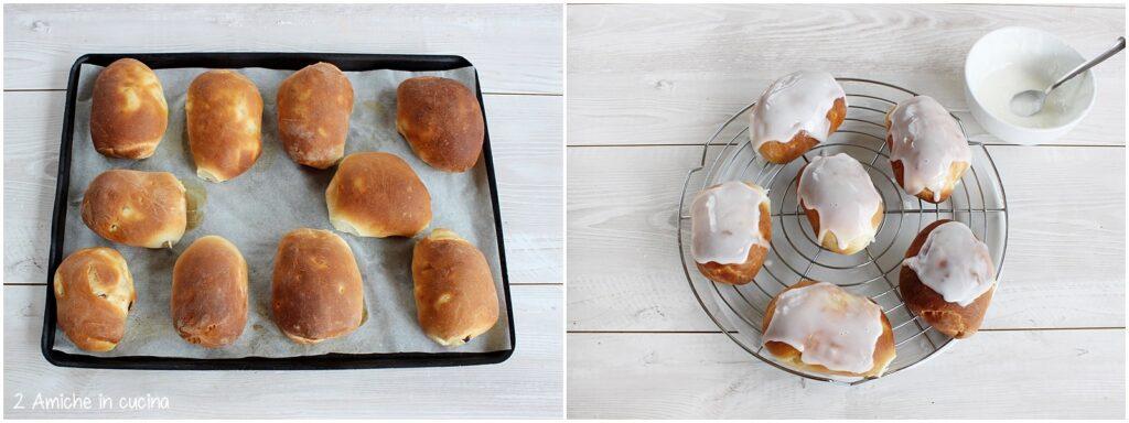 Glassatura del pane alle mele brasiliano