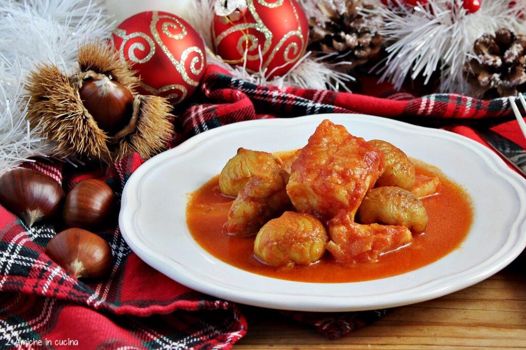 Baccalà al pomodoro ricetta umbra