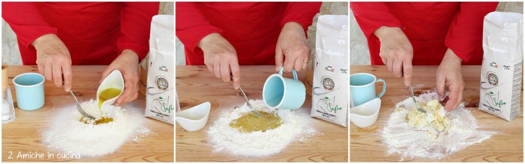 Come preparare la pasta matta per lo strudel