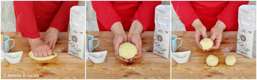 Pasta matta per torte salate con Anna LeDivine di Molino Dallagiovanna