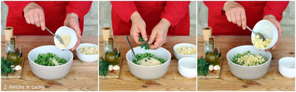 Come preparare un ripieno goloso per torte salate