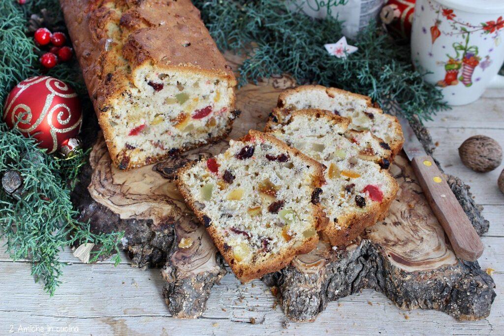Torta canadese alla frutta ricetta di Natale