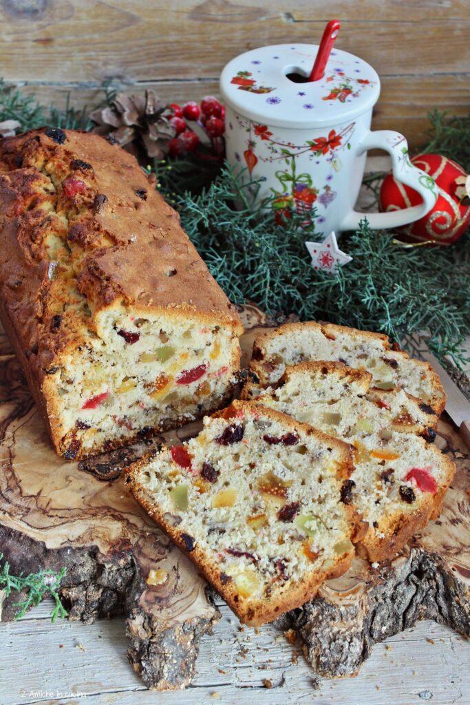 Fruit cake canadese rivisitata