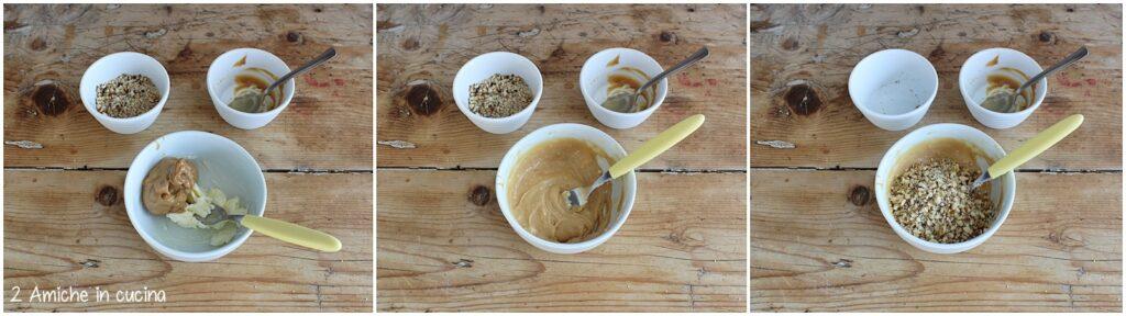Crema al dulce de leche e noci per farcire gli oreshki