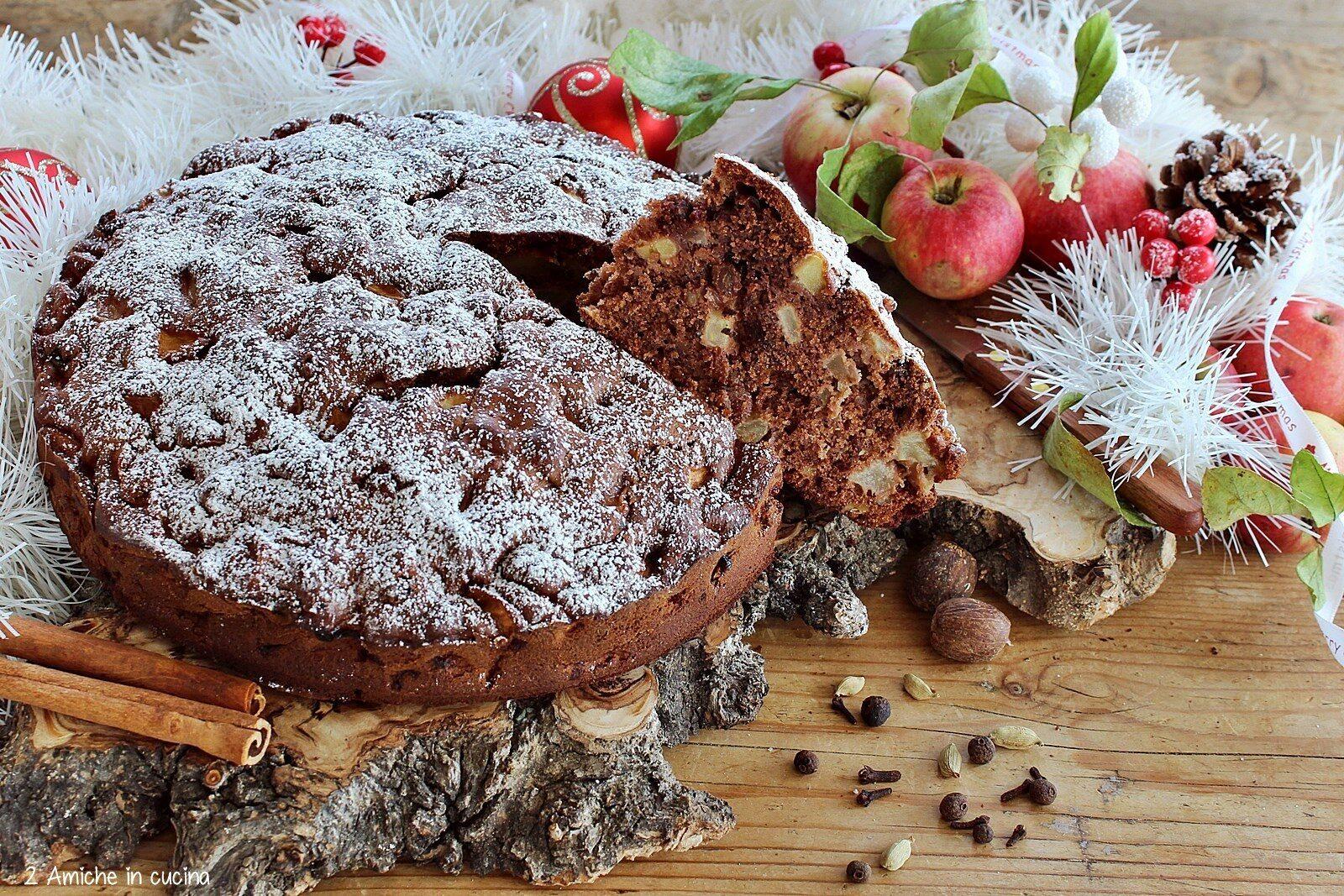 Piernik polacco alle mele, dolce natalizio