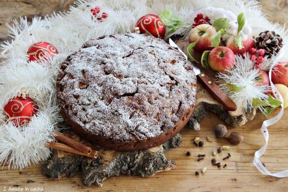 Pçiernik, dolce polacco al pan di zenzero e mele