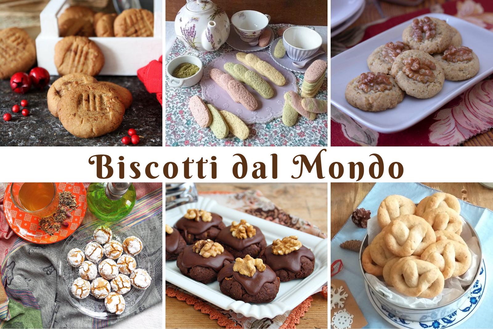 Biscotti dal mondo, 6 ricette da provare