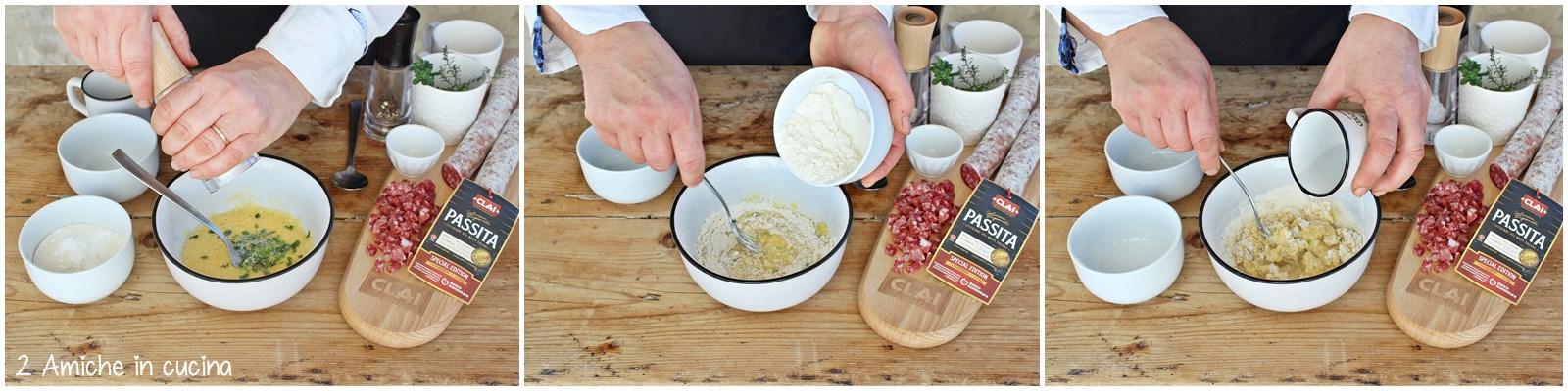 Mug cake salata, ricetta facile e veloce