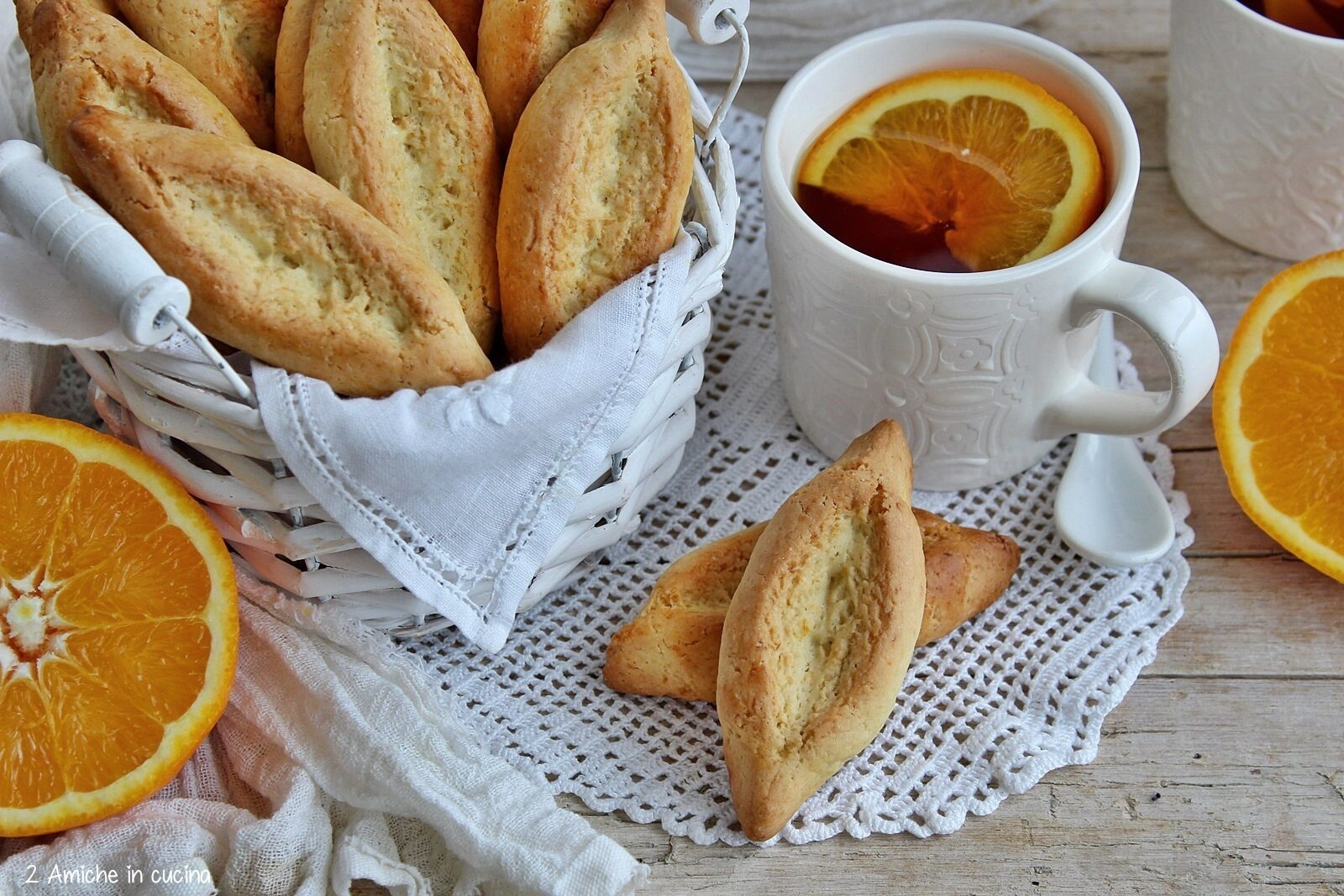 Navettes di Marsiglia, i biscotti francesi per il giorno della Candelora