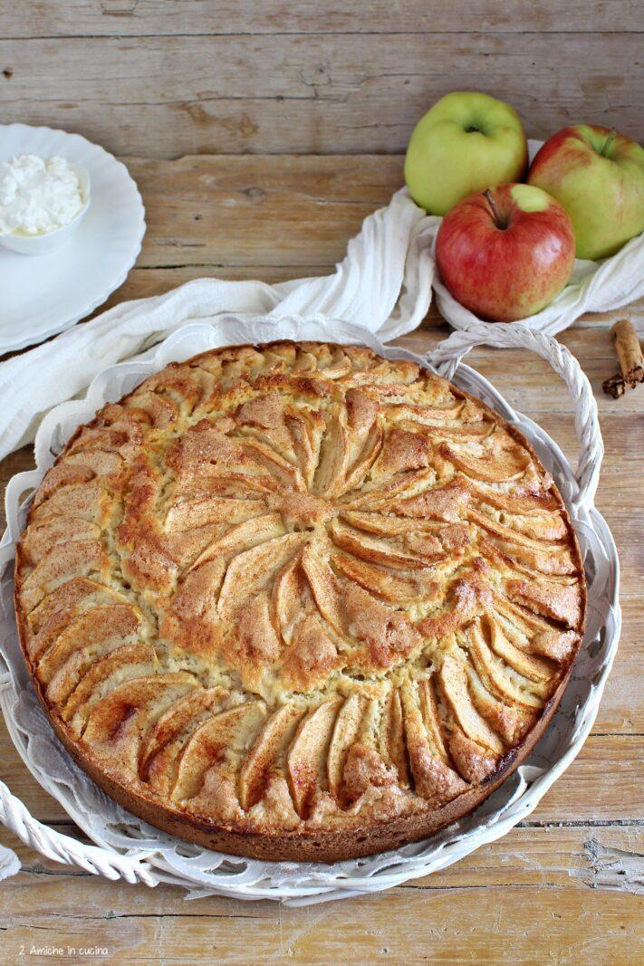 Torta di mele islandese, klassiska eplakaka