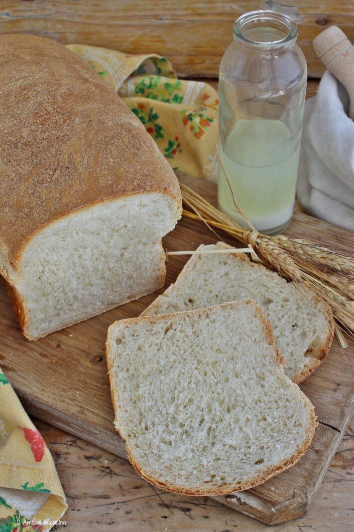 Pane morbido al siero di kefir