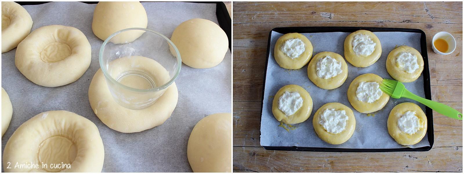 Come formare e farcire le focaccine dolci di formaggio russe