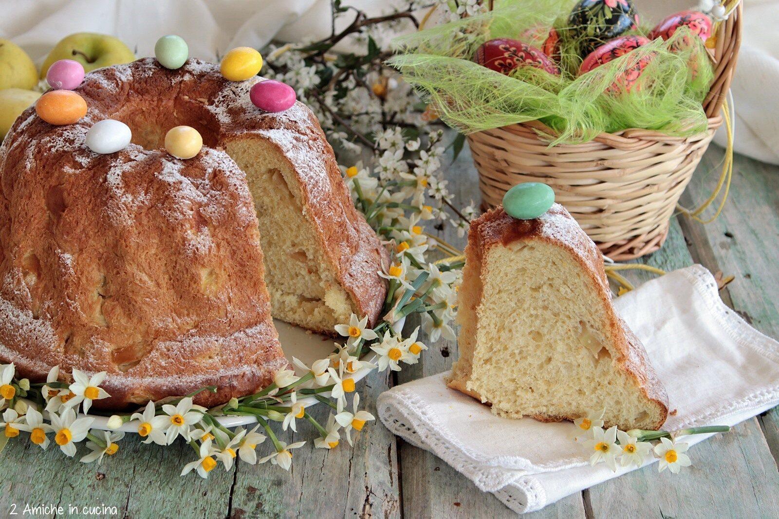 Babka Wielkanocna, la torta di Pasqua polacca