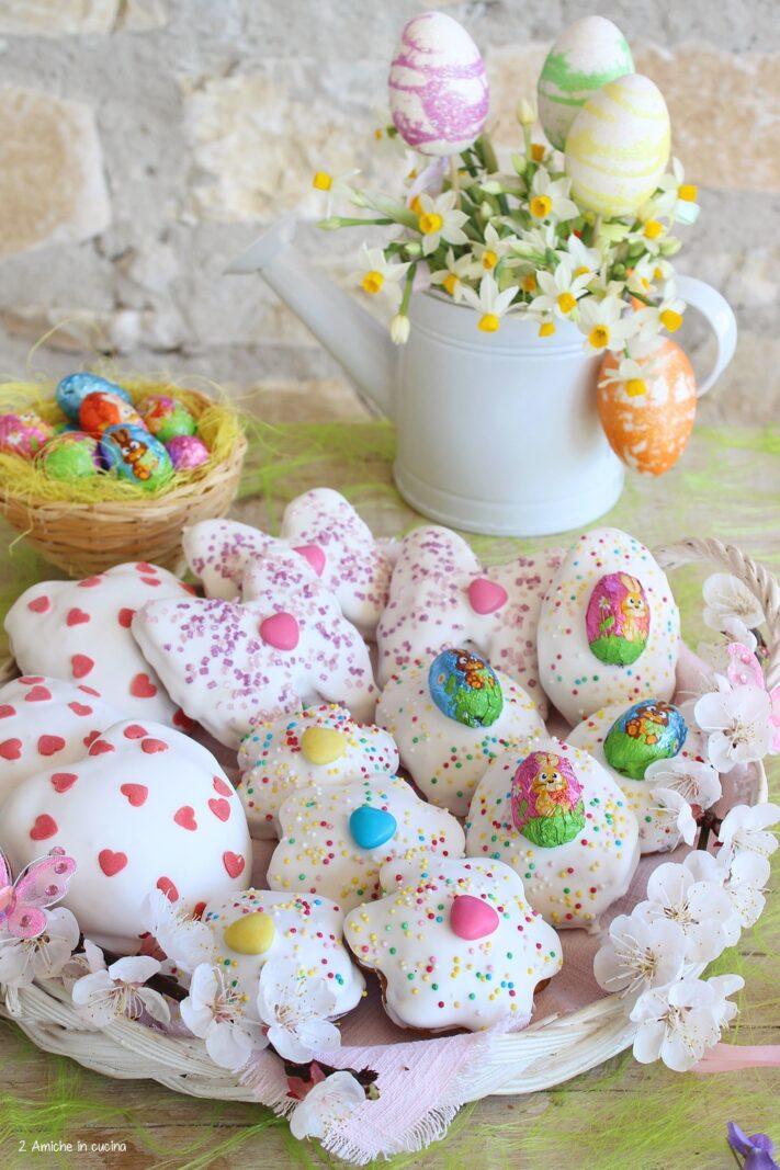 Biscotti figolla, tipici della Pasqua maltese