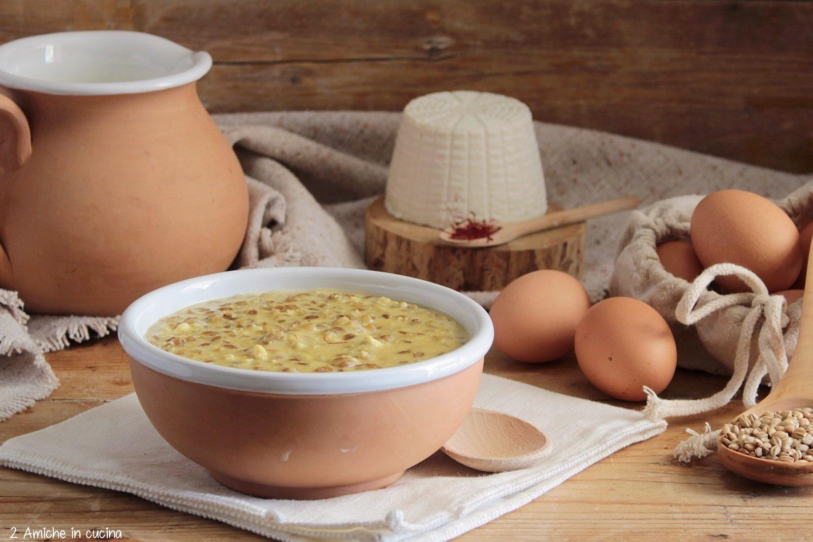 Zuppa di farro medievale per il Dantedì
