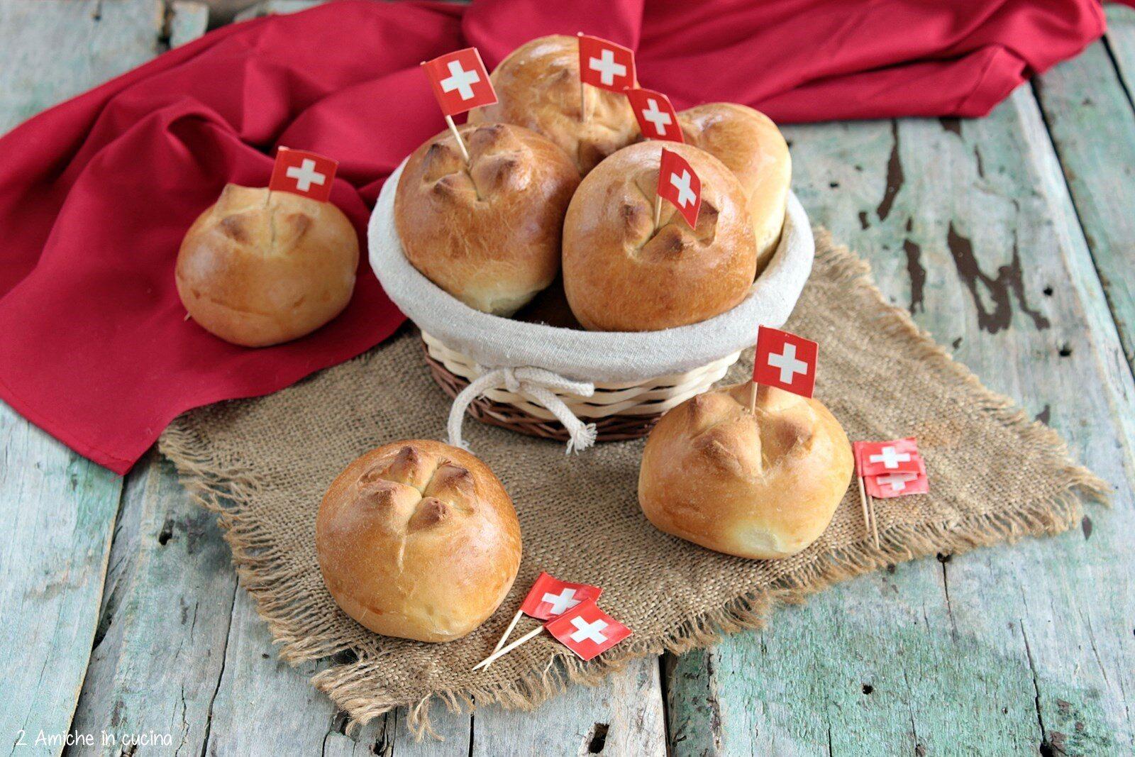 panini svizzeri al burro