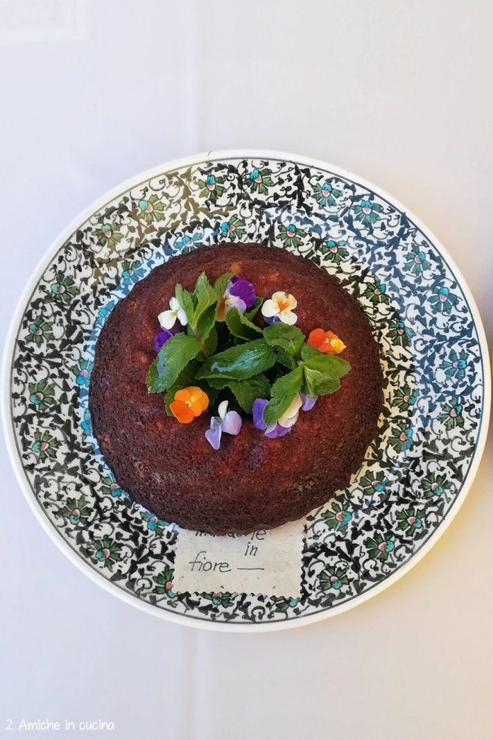 Mandorle in fiore, la torta di Claudia Ciani per La torta di Braccio