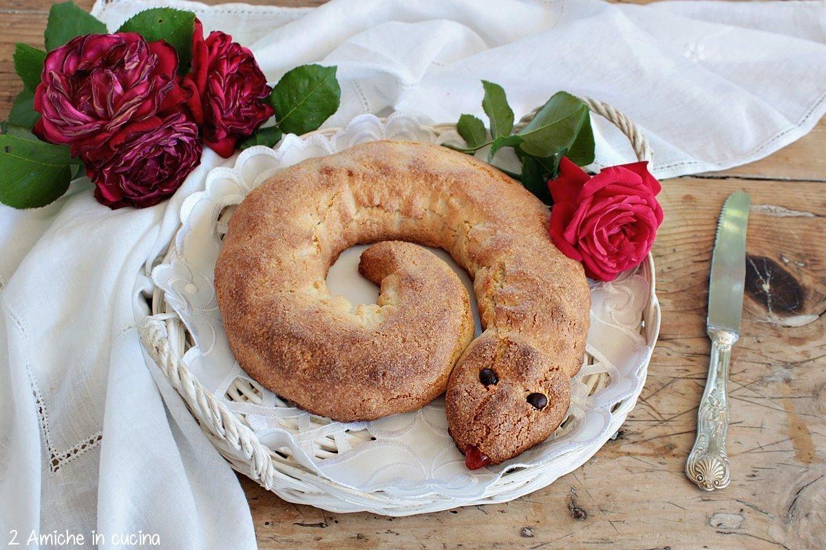 Dolce tradizionale di Borgorose per Sant'Anatolia