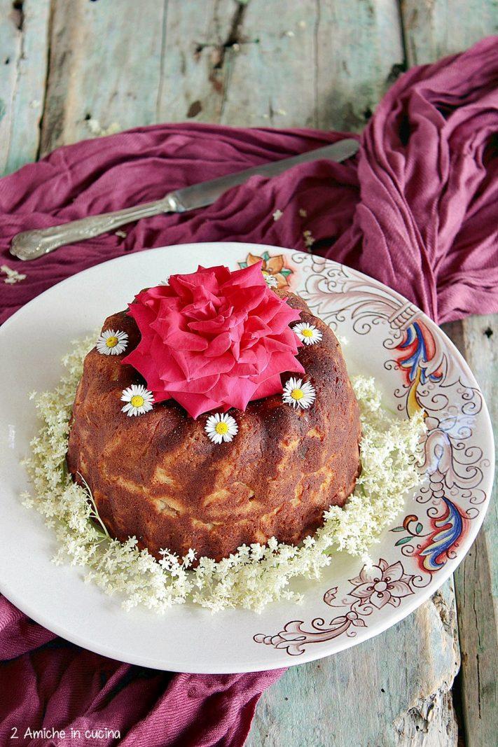 Torta mandorle in fiore per Perugia 1416