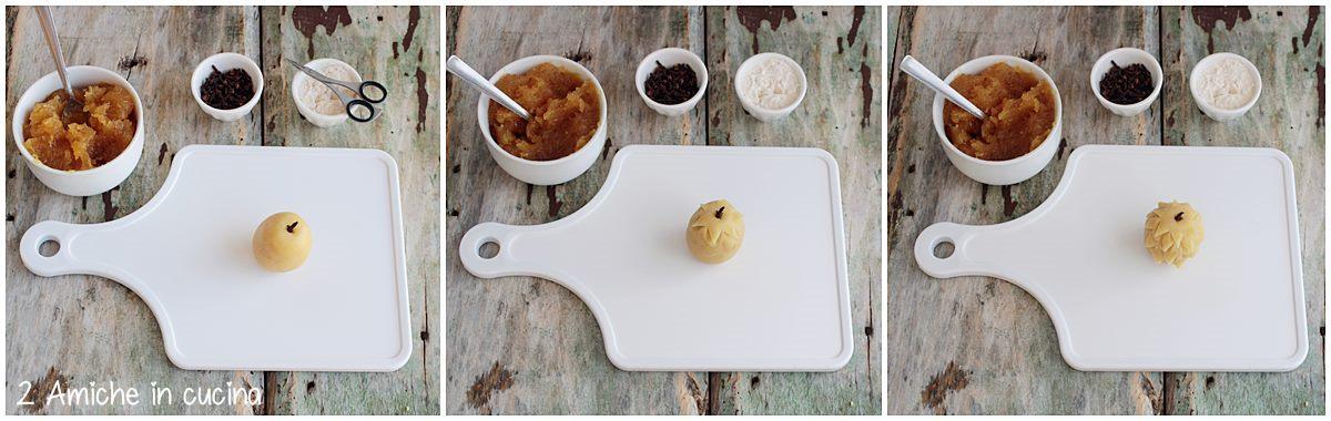 3 tipi di kueh tart i biscotti di Singapore