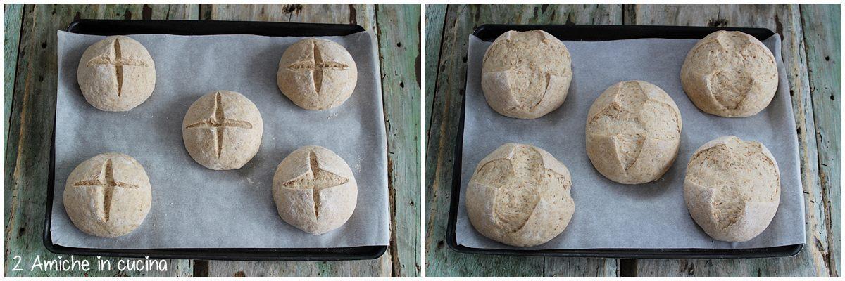 Pane nero delle Alpi fatto in casa